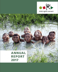 2017 Annual Report - Child Rights Connect