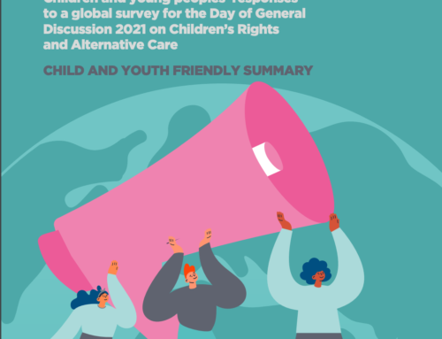 Takeaways From #DGD2021 on Child Rights and Alternative Care